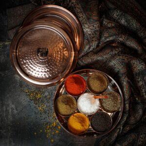 Copper Spice Tin 2